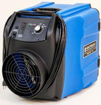 PREDATOR® 750 Portable Air Scrubber